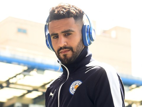 Riyad Mahrez admits he may leave Leicester City amid Arsenal transfer speculation