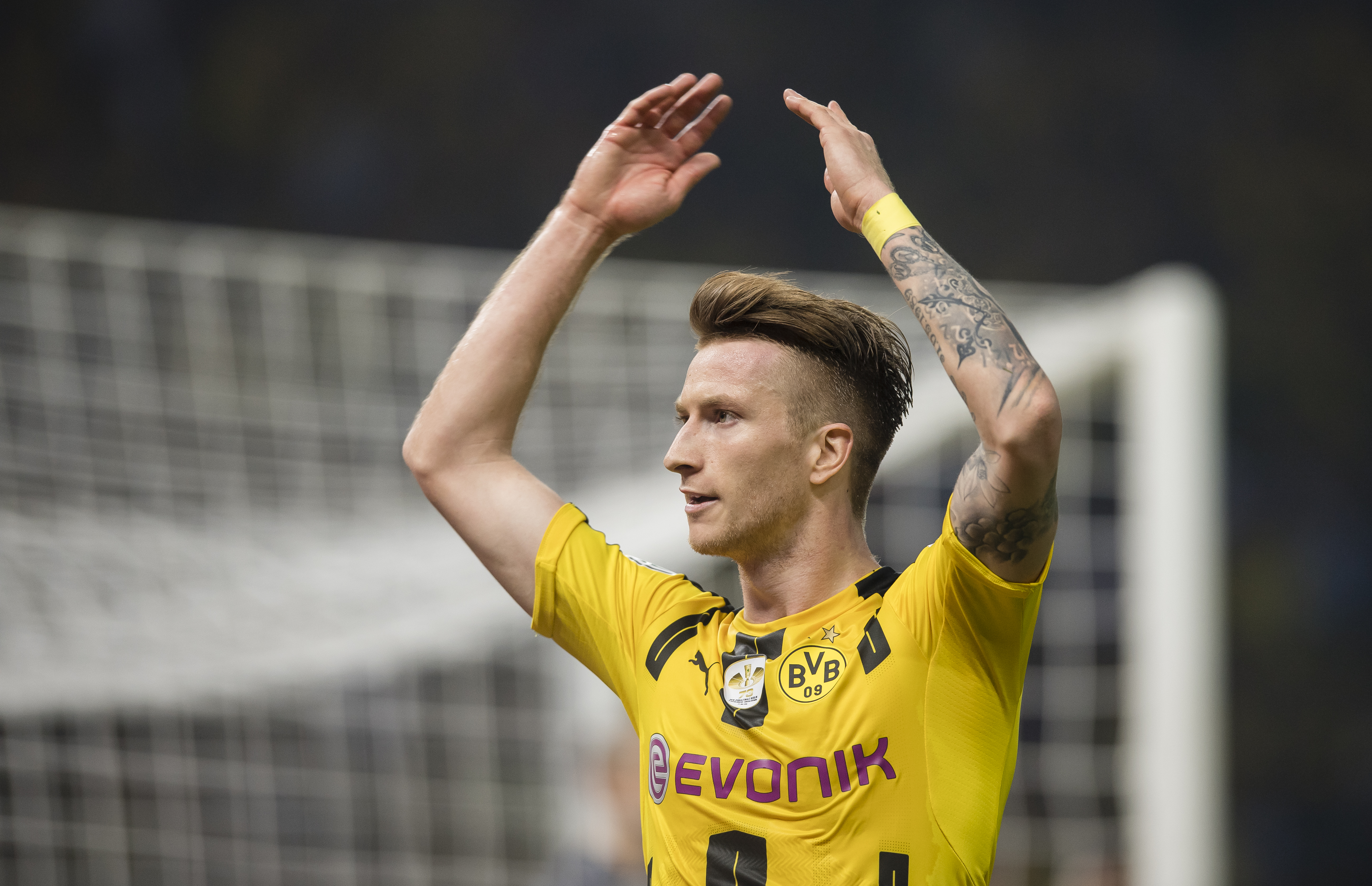 Liverpool can forget Marco Reus: Dortmund star facing six months out