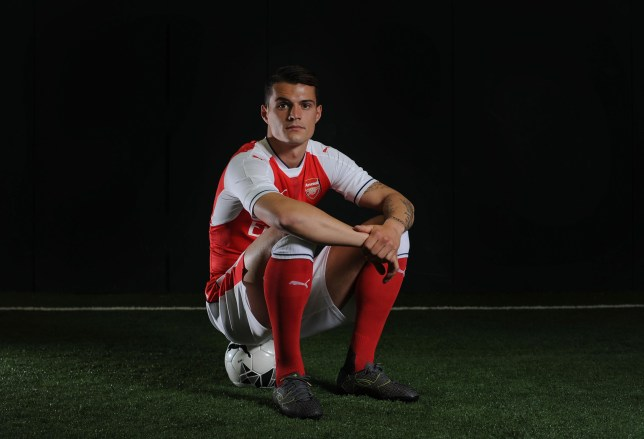 Arsenal News: Granit Xhaka Gives 80% Of His Wages To His