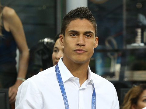 Real Madrid star Raphael Varane unhappy amid Manchester United transfer links
