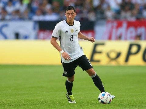 Arsenal and Germany star Mesut Ozil believes England can win Euro 2016