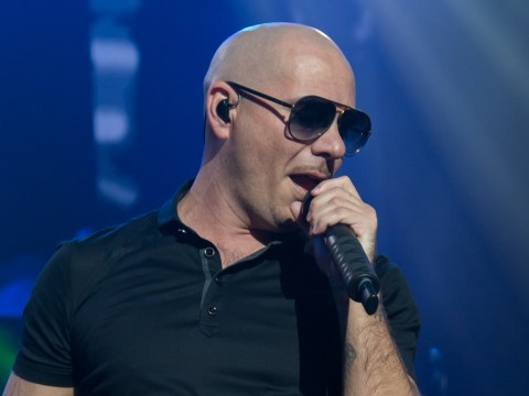 Chile national anthem interrupted by Pitbull track