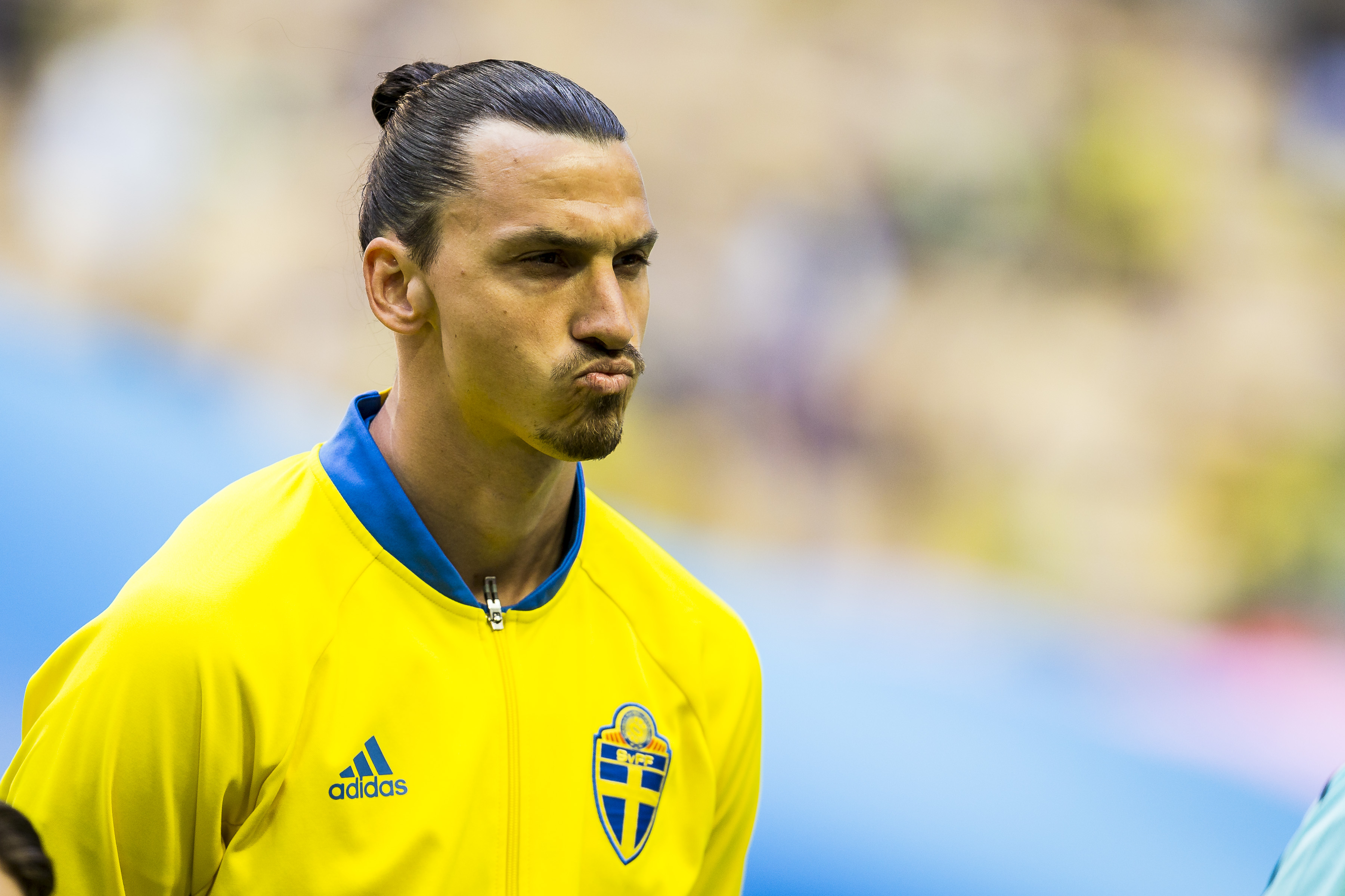Has Zlatan Ibrahimovic just dropped the biggest hint yet that he is joining Manchester United?