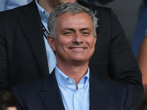 Jose Mourinho texts Manchester United squad good luck for Euro 2016