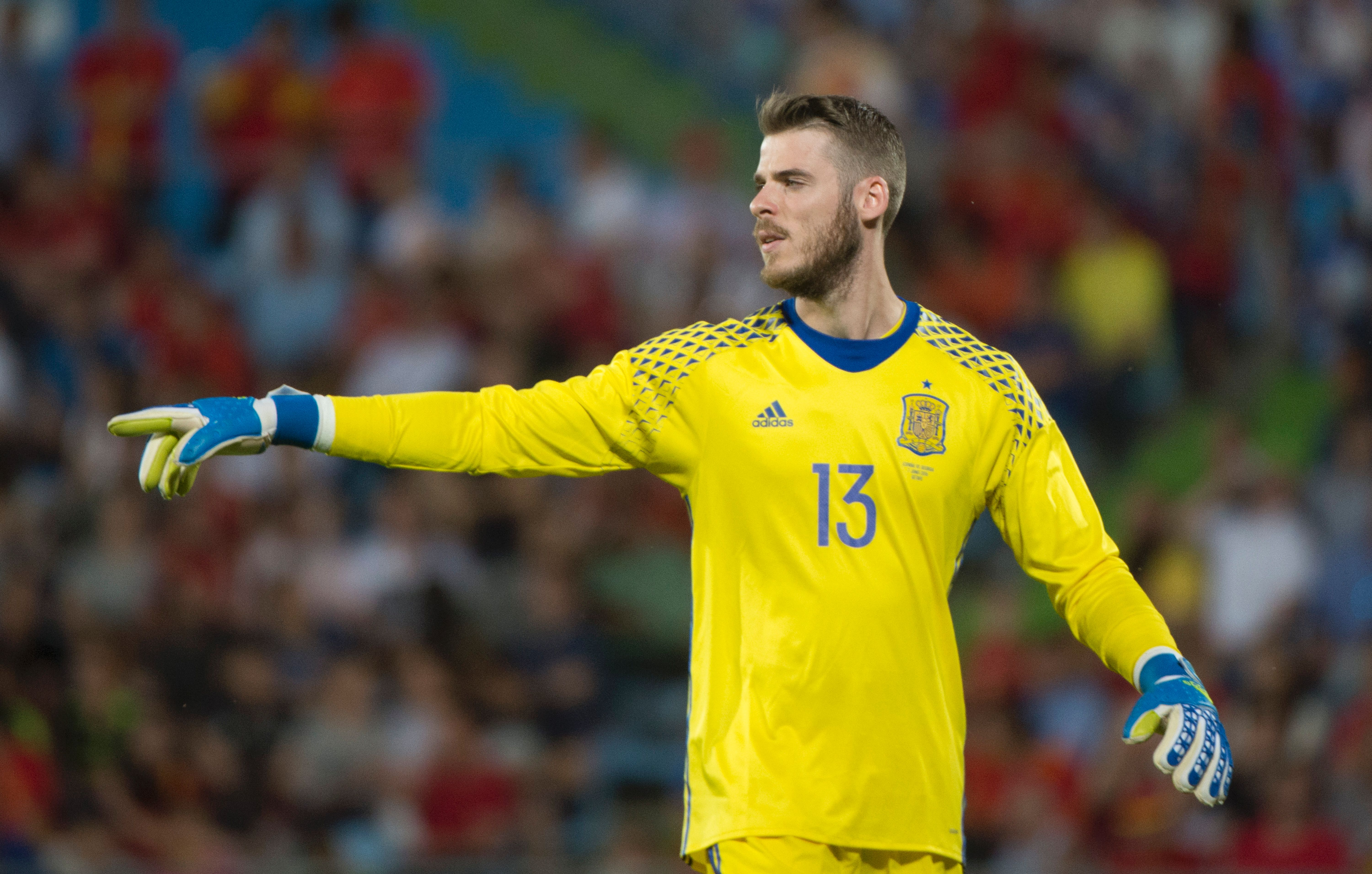 Will David de Gea's future be at Manchester United or Real Madrid?