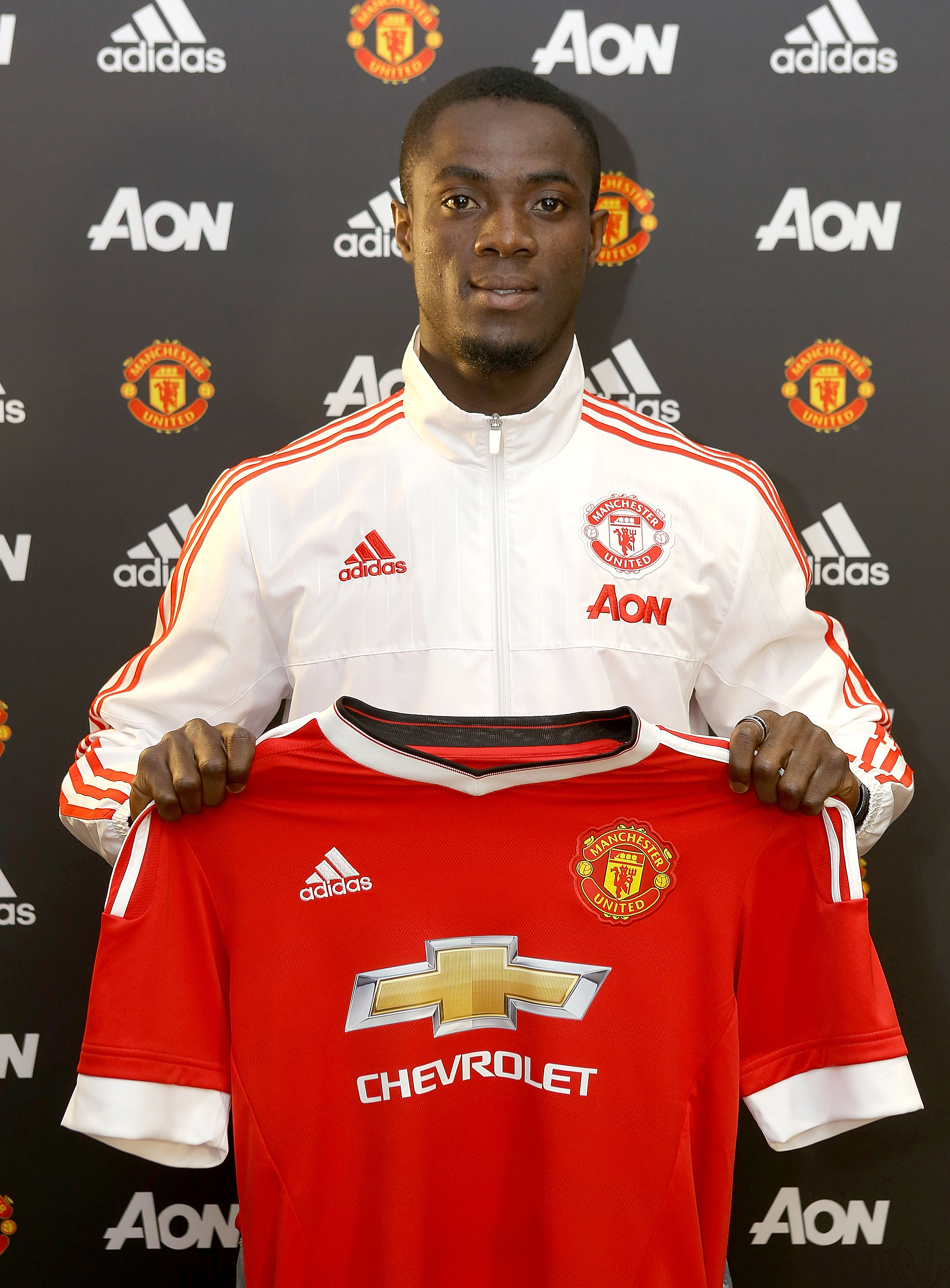 Eric Bailly: It's a dream come true to join Manchester United