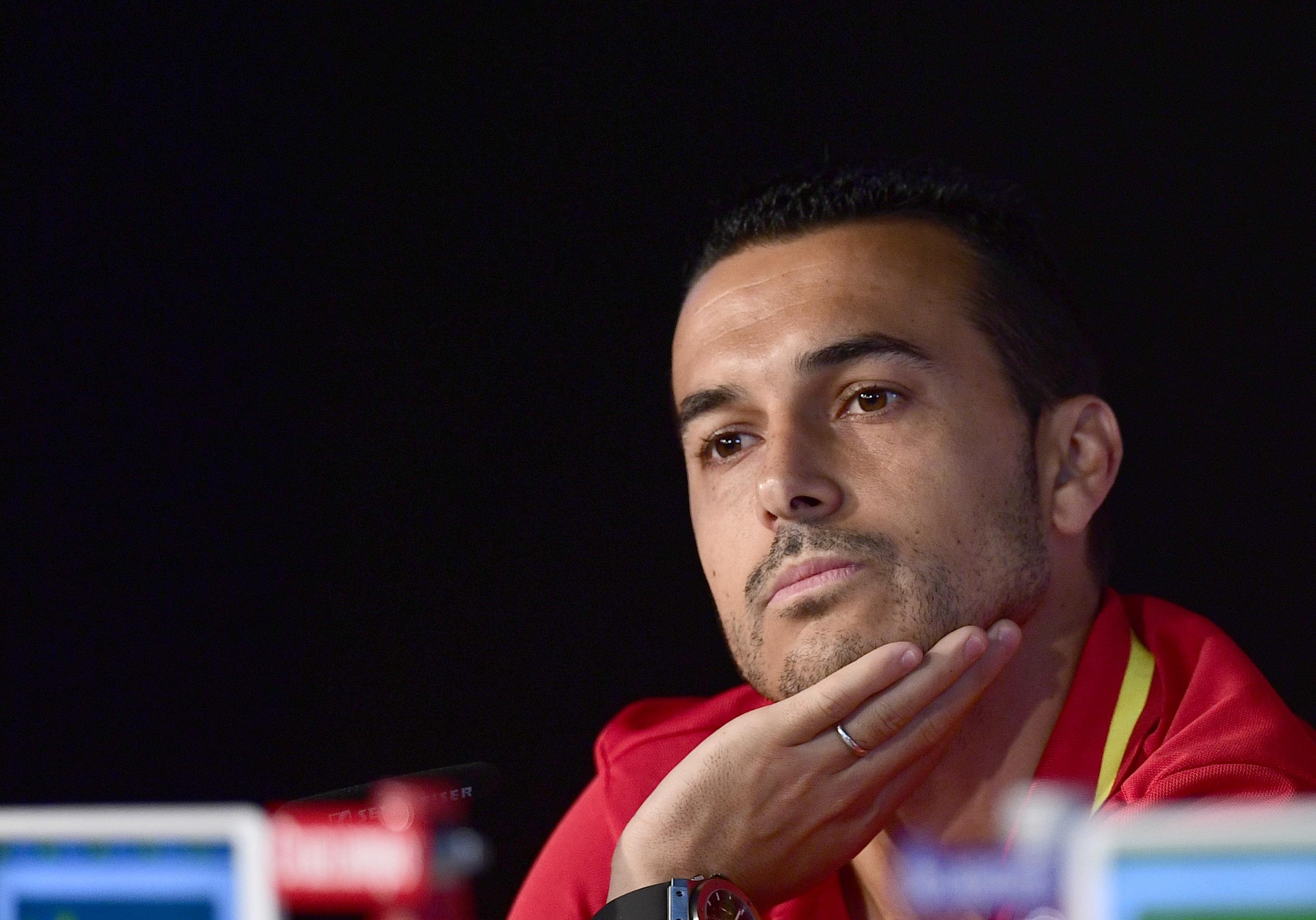 Astonishing Pedro meltdown threatens to disrupt Spain's Euro 2016 campaign