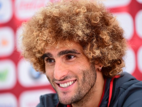 Marouane Fellaini receives text message from Jose Mourinho, says he will fight for a future at Manchester United