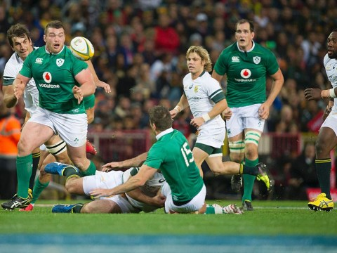 Ireland claim historic win against South Africa in 26-20 victory