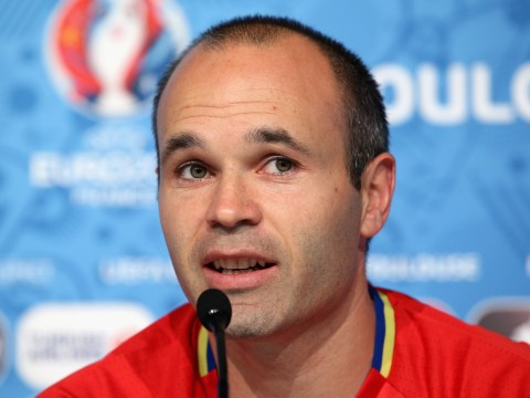 Andres Iniesta 'is like Harry Potter' says Italy legend Christian Vieri