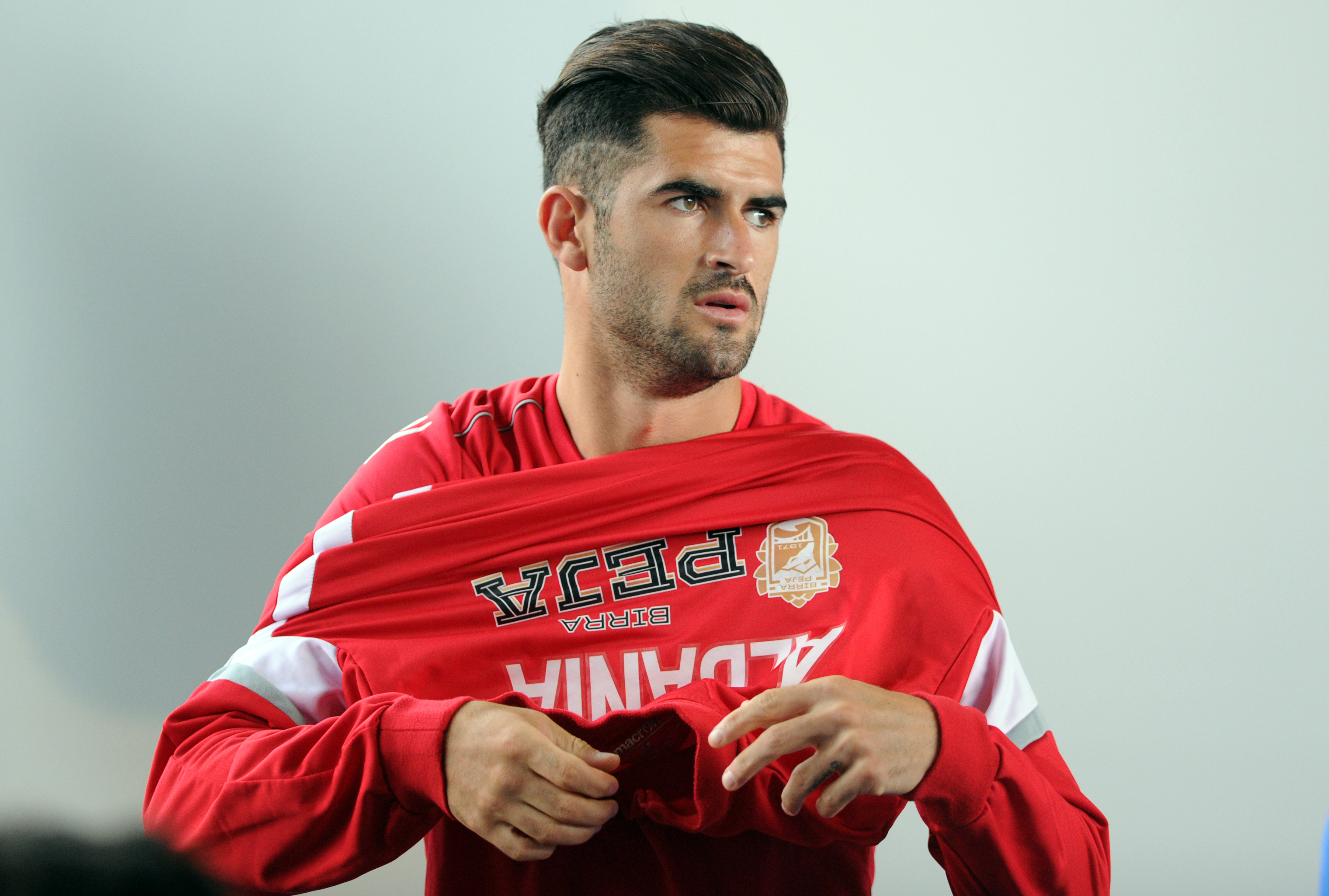 Who is Arsenal transfer target Elseid Hysaj and will he sign for the Gunners in a £15million deal?
