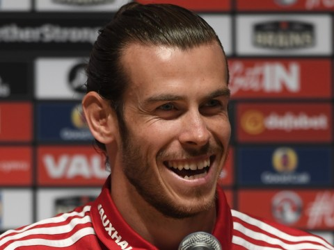 Gareth Bale says he won't be taking free-kick tips from Cristiano Ronaldo any time soon