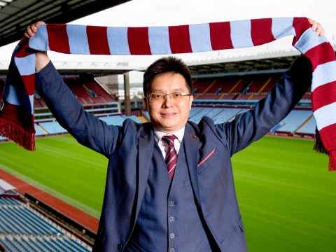 Aston Villa's Tony Xia sets out ambitious five-year plan
