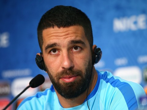 Manchester United-linked Arda Turan says he is living the dream at Barcelona and does not want to leave