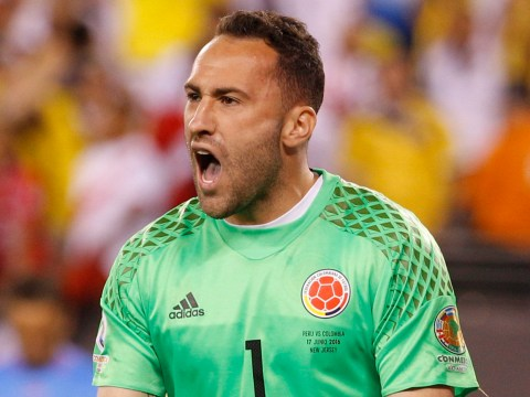 Arsenal goalkeeper David Ospina becomes the Colombian hero with stunning Copa America save