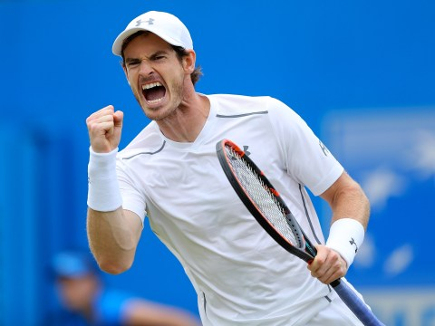 Andy Murray makes history by winning fifth Queen's title after Milos Raonic win