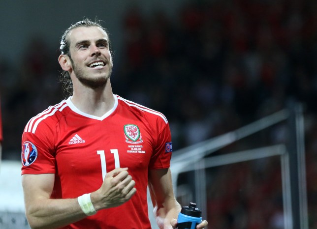15ba94697f17 Gareth Bale scored against Russia for Wales in their final Group B game  (Picture: Getty Images)