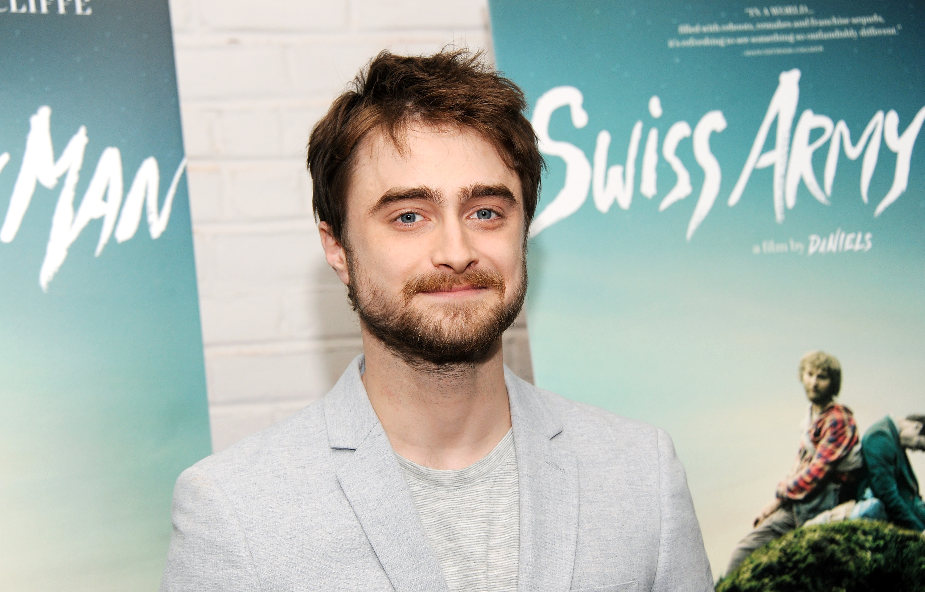 Daniel Radcliffe has moved on since Potter Picture: WireImage)