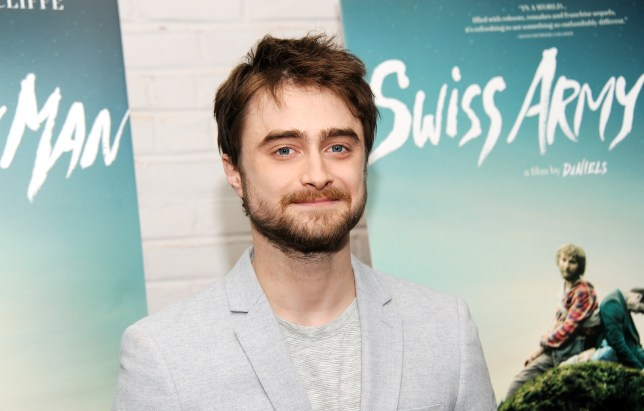 Daniel Radcliffe was terrified of Ralph Fiennes (Picture: WireImage)
