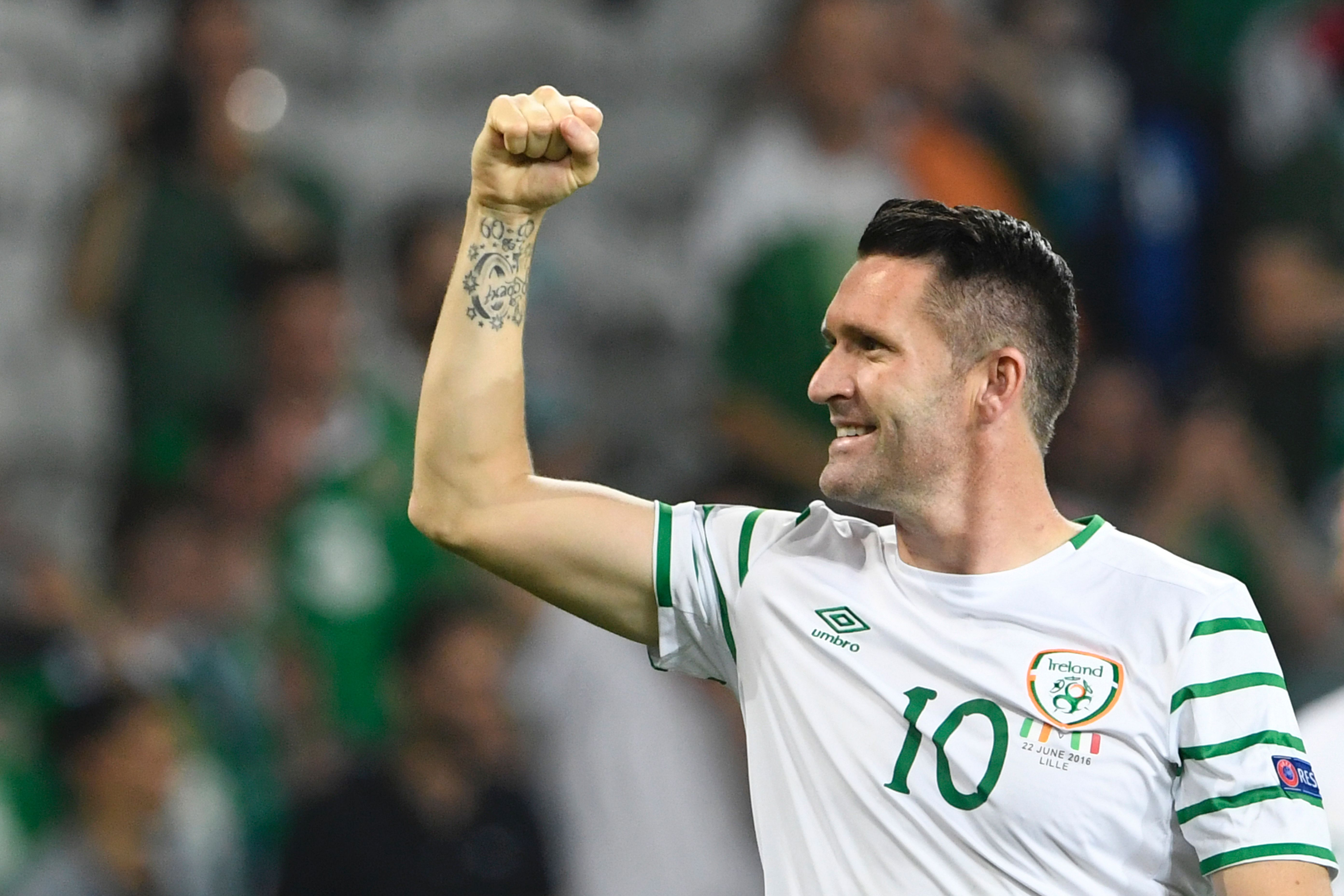 Robbie Keane on France grudge match: It was seven years ago! F****** hell, move on!