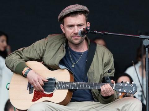 Damon Albarn tells Glastonbury revelers that 'democracy has failed us'