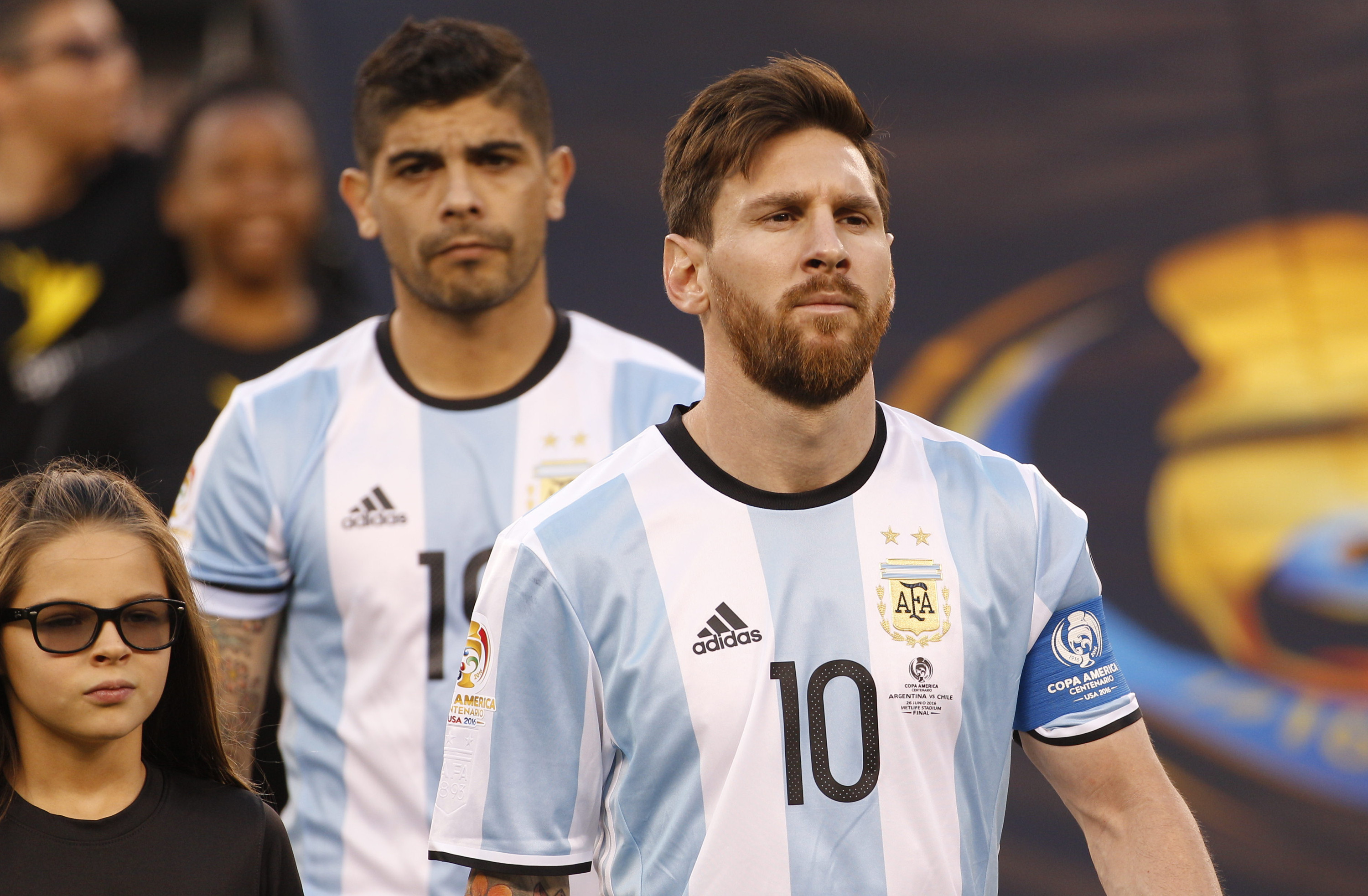 Diego Maradona calls on Lionel Messi to rethink retirement after Copa America heartbreak