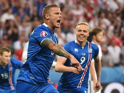 Iceland Man of the Match Ragnar Sigurdsson 'not surprised' his team beat England