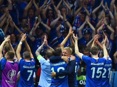 Heimir Hallgrimsson says Iceland can be the Leicester City of Euro 2016 ahead of France clash