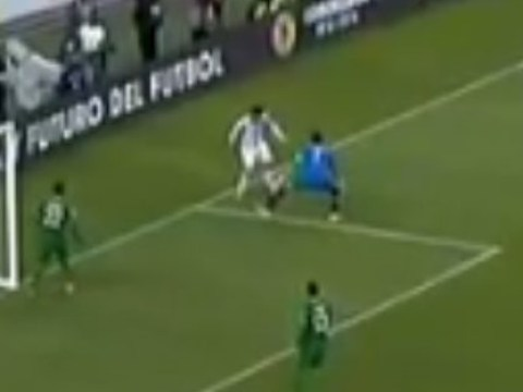 Video: Lionel Messi outdoes himself with goalkeeper nutmeg for Argentina vs Bolivia