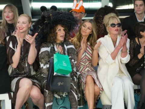 ca25474f51bc Ab Fab  The Movie Review - the cameos are drab