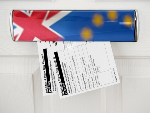 Thousands of Brexit referendum polling cards sent to EU citizens who can't vote