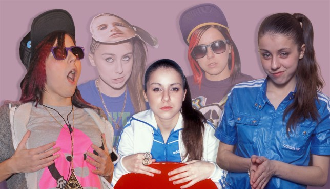 Whatever happened to Lady Sovereign? Credit: REX/Metro