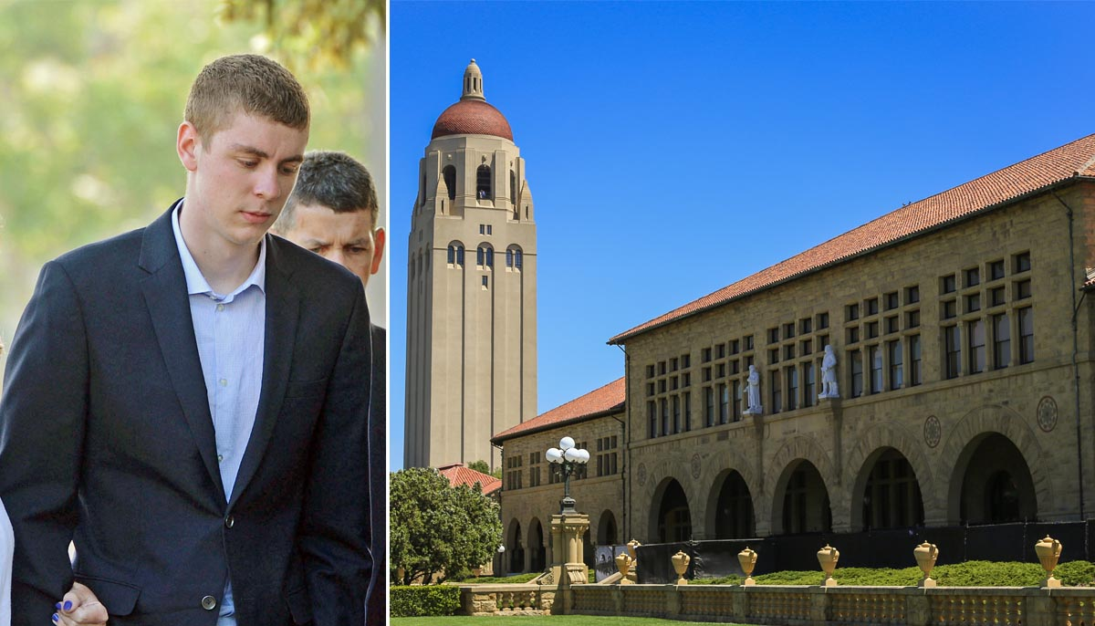 Stanford rapist's female friend says conviction is due to 'political correctness'