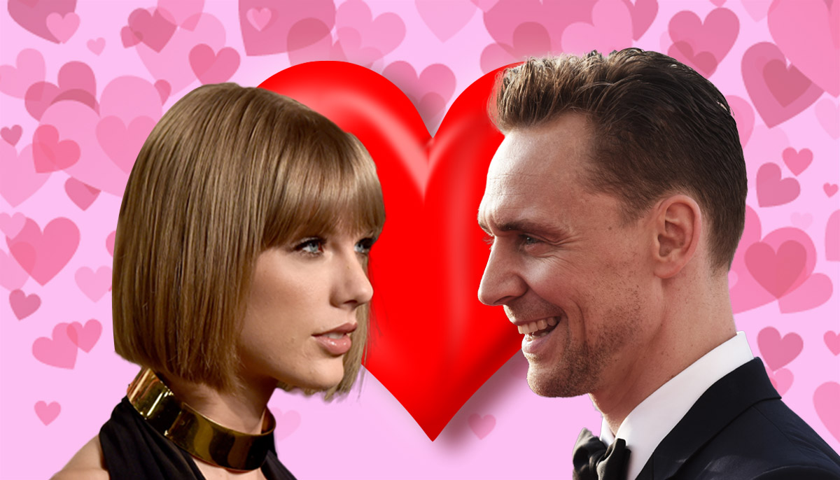 Taylor Swift took Tom Hiddleston to a Selena Gomez gig and they got their dance on