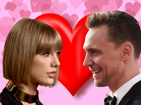 Taylor Swift caught kissing Tom Hiddleston just weeks after breaking up with Calvin Harris