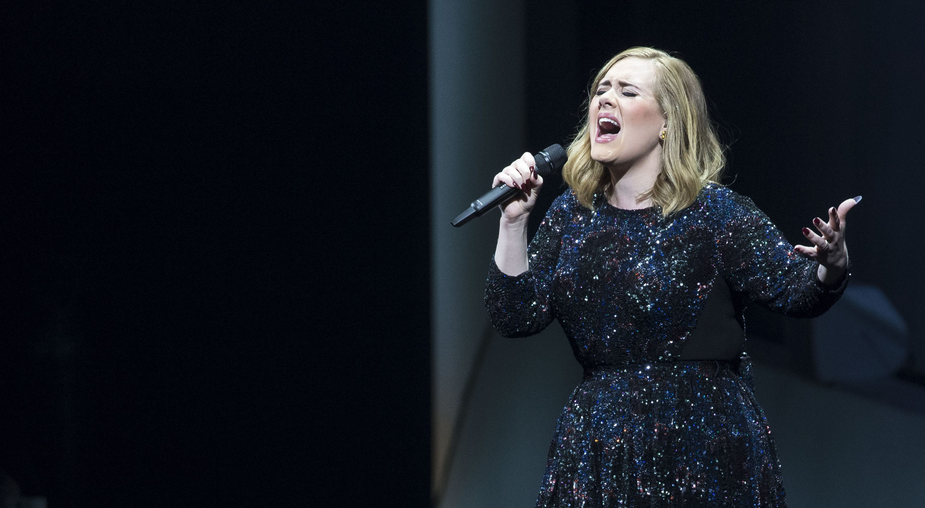 Turns out Adele is a Spice Girls fan (Picture: Getty)