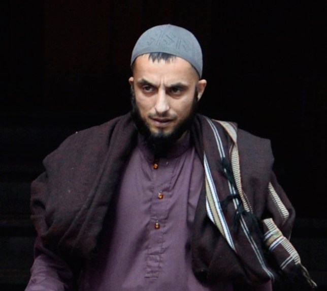 BPM MEDIAnFILERnBirmingham Magistrates Court snatch of Shehraz Sarwar. Air rage trail