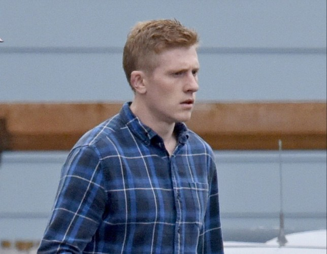 Royal Navy Officer Samuel Mitchell Cleared Of Rape After -9745