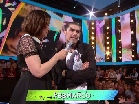 Marco Pierre White Jr drops live F-bomb on Big Brother – then can't find the door to the house
