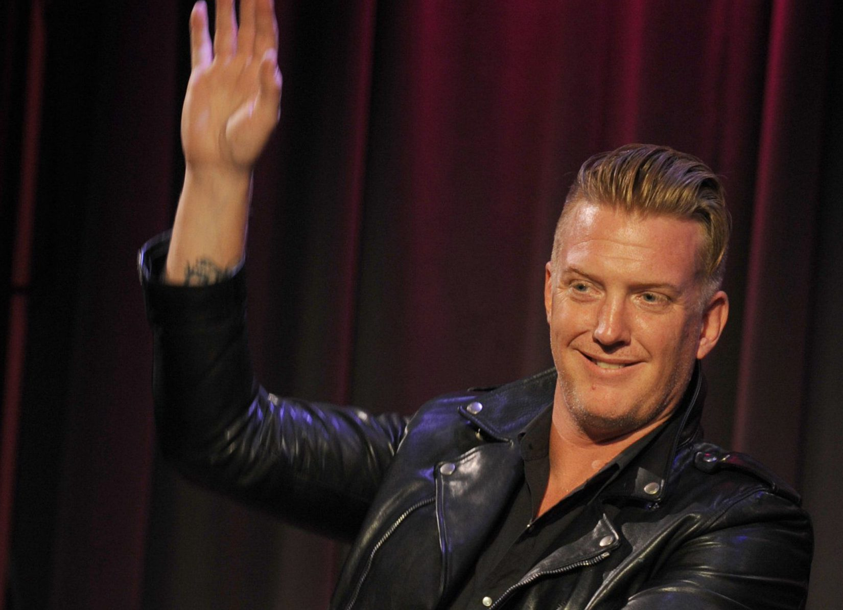 Queens Of The Stone Age are now 'locked in' to record their seventh album