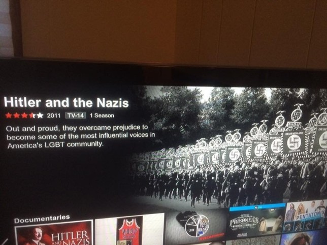 This Netflix glitch is one of life's great moments