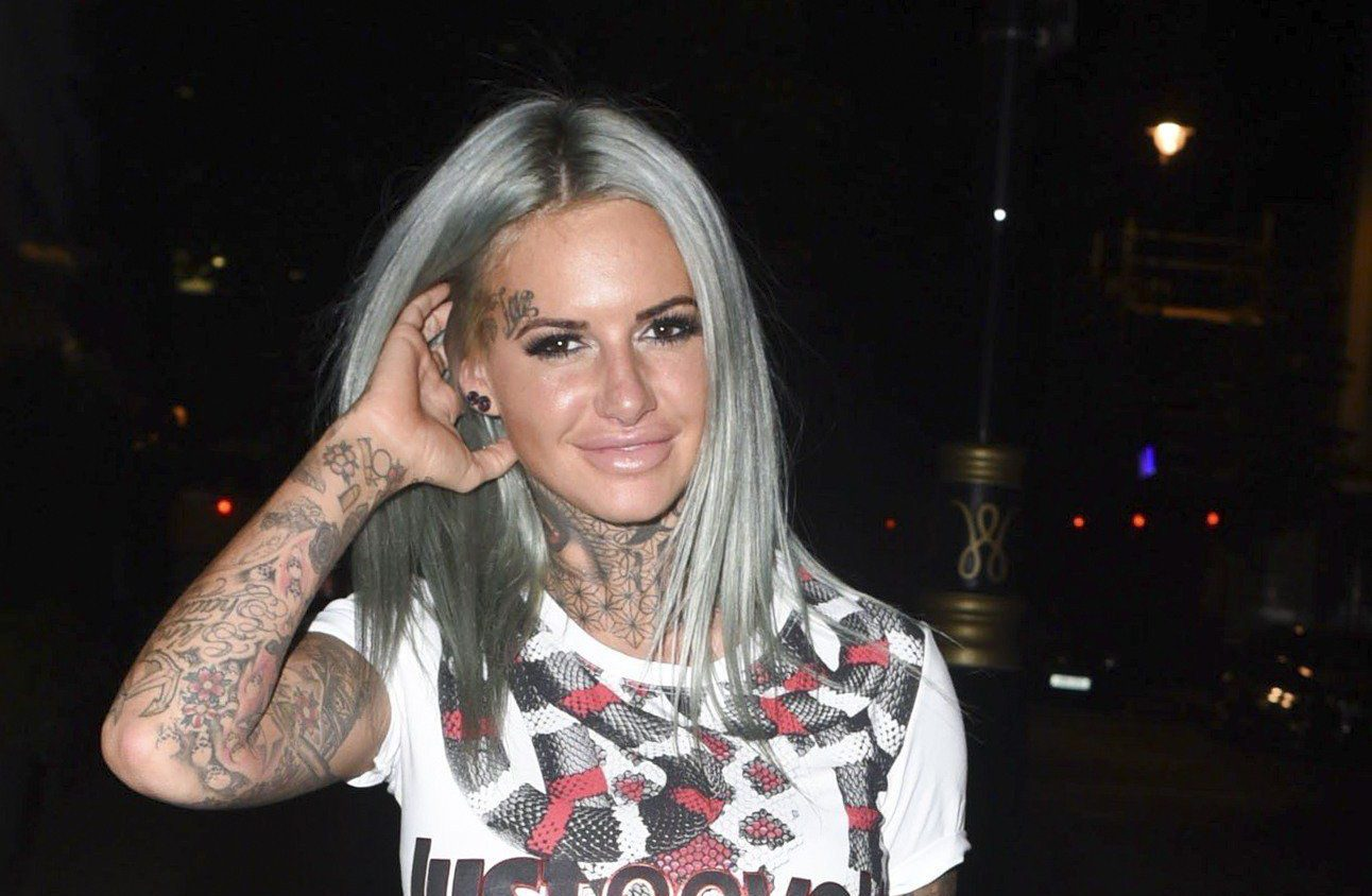 Ex On The Beach star Jemma Lucy turned away from Park Life festival