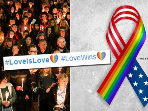 World stands together with #LoveWins after gay nightclub shooting