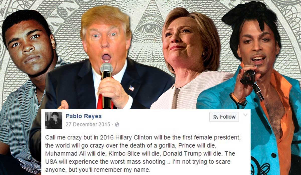 Have you been fooled by this Illuminati-style Facebook post?