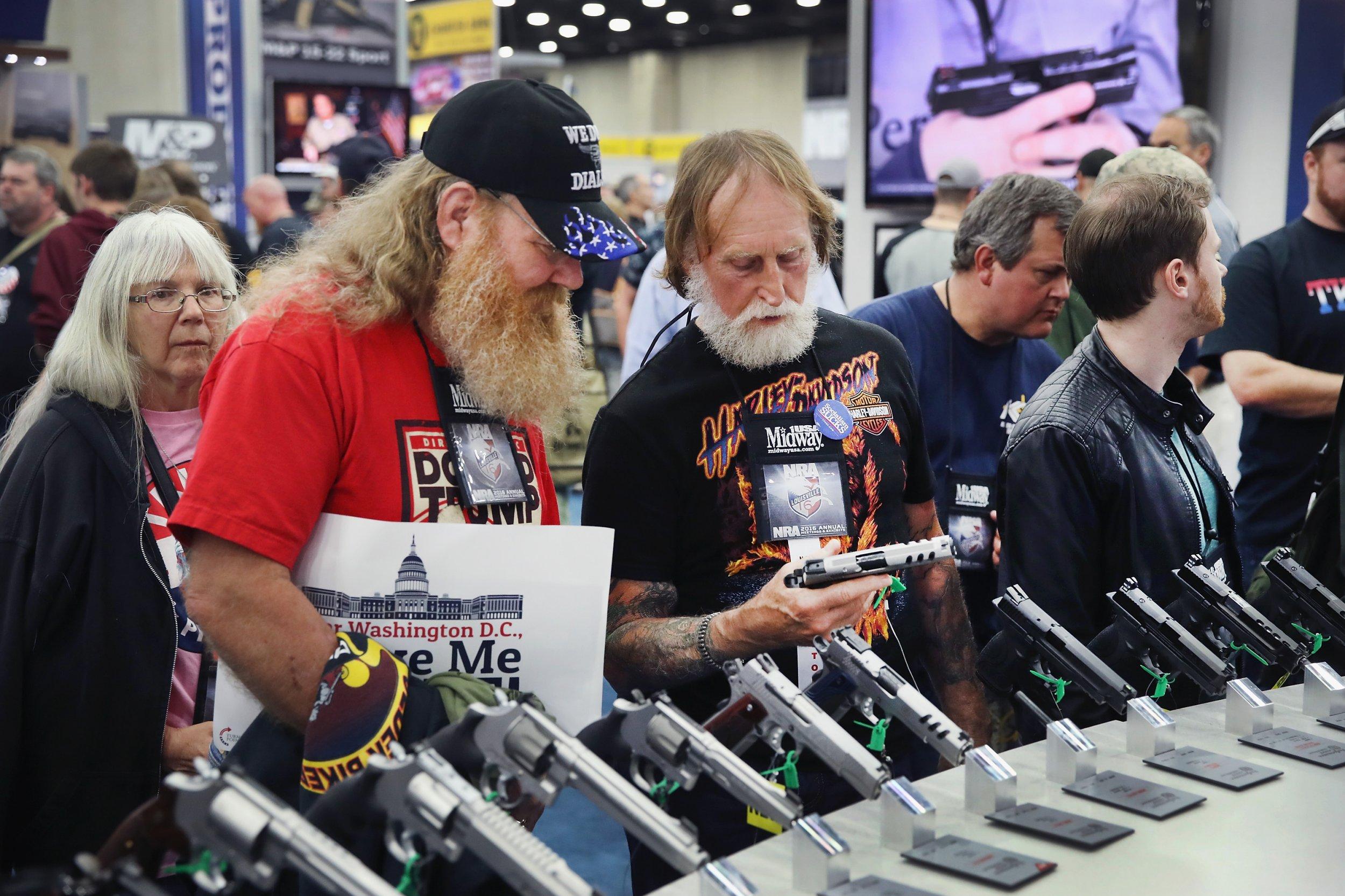 US gun manufacturer shares soar in wake of Orlando shooting