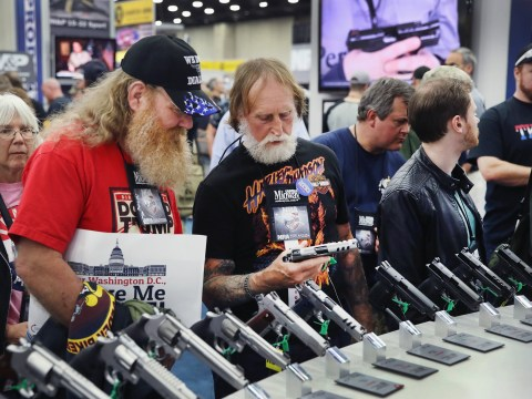 US gun manufacturer shares soar in wake of Orlando shooting