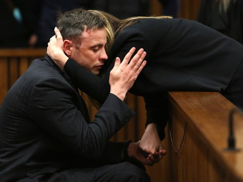 Oscar Pistorius's family says he's been threatened with rape in prison
