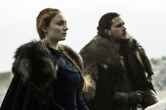 """HBO has released photos from """"Battle of the Bastards,"""" the upcoming ninth episode of Game of Thrones Season 6. You can check out the photos in the gallery below! While HBO is not releasing descriptions for the last two episodes of the season, Episode 9 is set to air June 19 and will run a full 60 minutes in length. The season 6 finale will be titled """"The Winds of Winter,"""" in reference to the upcoming sixth novel in the George R.R. Martin series. The finale is set to air June 26 and will be the longest episode of Game of Thrones yet with a 69-minute run time. Based on the popular book series """"A Song of Ice and Fire,"""" by George R.R. Martin, the hit Emmy-winning fantasy series chronicles an epic struggle for power in a vast and violent kingdom. The ensemble cast for the fifth season included Emmy and Golden Globe winner Peter Dinklage, Nikolaj Coster-Waldau, Lena Headey, Emilia Clarke, Aidan Gillen, Kit Harington, Diana Rigg, Natalie Dormer, Maisie Williams and Sophie Turner. If you missed an episode of Game of Thrones, or just need a refresher on what happened, you can read our weekly recaps by clicking here."""