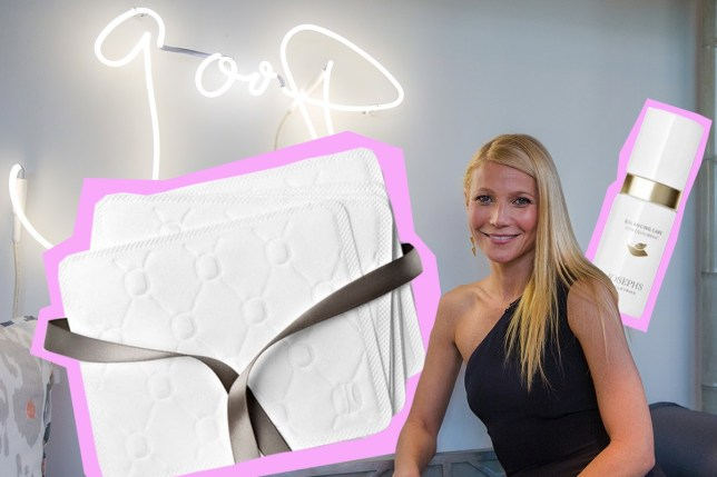 Gwyneth Paltrow recommended Joseph's luxury loo paper on her website Goop (Picture: Layne Murdoch Jr./Getty Images for Goop)