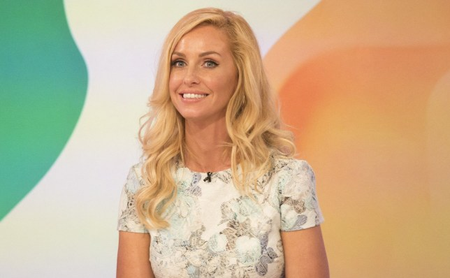 EDITORIAL USE ONLY. NO MERCHANDISING Mandatory Credit: Photo by S Meddle/ITV/REX/Shutterstock (5734157af) Josie Gibson 'Loose Women' TV show, London, UK - 17 Jun 2016